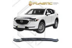 <b>Дефлекторы капота</b> на <b>Mazda</b> CX-5: купить . Цена дефлектора ...