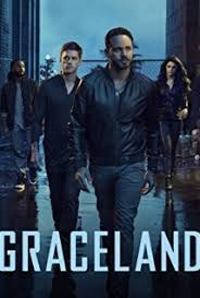 Graceland Temporada 3 audio espa�ol