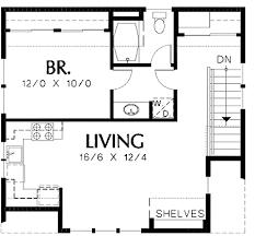 Garage Plan   Apartment Above   AM   nd Floor Master    Floor Plan