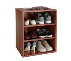 Купить обувницу в прихожую <b>Мастер Лана</b>-1П (ПОЛ-1П) <b>орех</b> ...