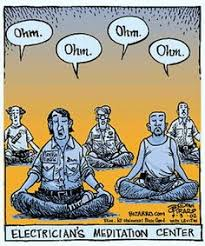 Image result for comics about meditation