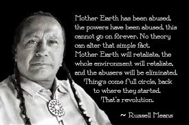 Quotes by Russell Means @ Like Success via Relatably.com