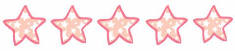 Resultado de imagen para gif cinco estrellas