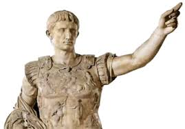 Resultat d'imatges de emperadores antigua roma julio cesar