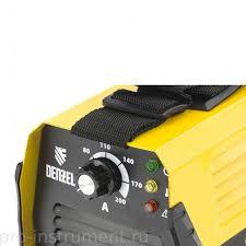 <b>Аппарат инвертор дуговой сварки</b> 200 А, ПВ DENZEL DS-200 ...