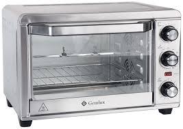 Обзор <b>Gemlux GL</b>-OR-<b>1320MN</b>: универсальная <b>мини</b>-духовка с ...