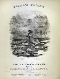 lincoln the north and the question of emancipation digital eliza s flight a scene from uncle tom s cabin