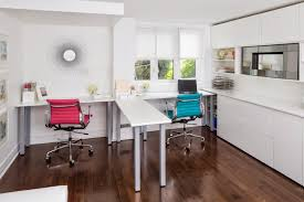 a home office and a guest room how to create a multifunctional space homes environtment banker office space