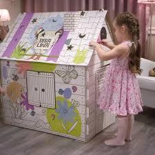 Развивающий <b>дом</b>-<b>раскраска</b> Бибалина -... - Детский ДОМИК ...