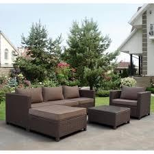 <b>Комплект плетеной мебели</b> YR821A Brown/Beige - купить в ...