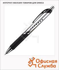 <b>Ручка гелевая</b> автоматическая <b>Attache selection</b> Galaxy черная ...