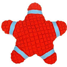 Buy Mr <b>Oreo</b> Star Pet Dog Squeaky Chew Toy - Red Online at Low ...