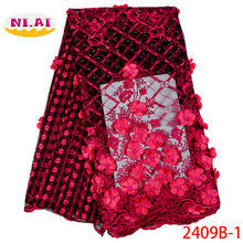 3d Fabric <b>French Lace</b>