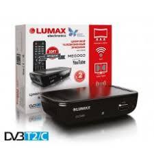 <b>Lumax DV</b>-<b>1110HD DVB</b>-T/<b>T2</b>/С Цифровой эфирный / кабельный ...