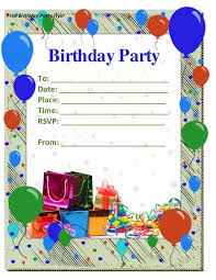 microsoft word birthday party invitation template ctsfashion com invitations in word birthday invite template word birthday