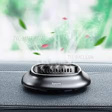 Shop <b>BASEUS Car</b> Air Fresher <b>Mini Volcano</b> Vehicle-mounted ...