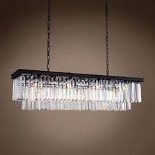 <b>American Industrial Style LED</b> Crystal Pendant Light | Products