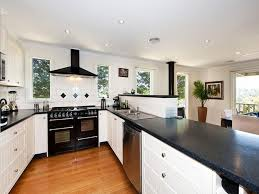 shaped kitchens shape layout ideas pictures