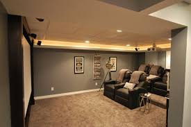 trendy cool basement bars basement ceiling lighting ideas