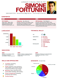visual infographic resume examples   vizualresume combrand new resume