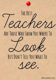 Teacher Appreciation Quotes on Pinterest | Teacher Subway Art ...