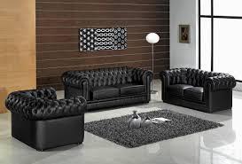 home paris 1 contemporary black leather living room furniture sofa set black modern living room furniture