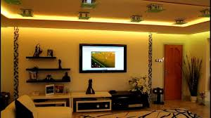 modern elegant warm nuance inside the living room with led light ideas can add the beauty inside the modern house design with warm lighting can add the bedroom led lighting ideas