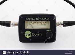 signal strength stock photos signal strength stock images alamy satconn satellite finder for measuring signal strength close up on a