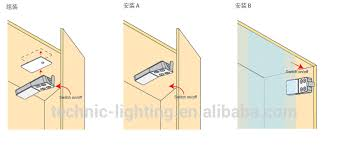 battery powered led cabinet light with door switch cabinet light switch