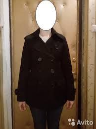 <b>Пальто</b> HM, б/у мало купить в Московской области на Avito ...