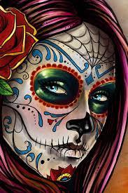 Sugar <b>Skull Woman</b> - Bing Images … | Day of the <b>dead</b>,Dia de los ...