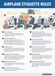 etiquette rules to remember next time you fly business insider see also here s everything you should do before traveling abroad