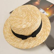 buy chic black bow lace up fresh cool summer straw hat women light khaki buy fresh cool summer