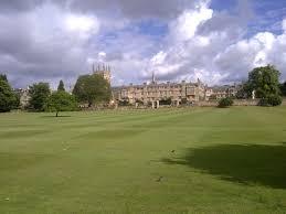 Christ Church Meadow, Oxford