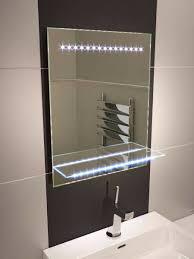 bathroom mirror shelf y