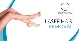 <b>Laser Hair Removal</b> | American Society of Plastic Surgeons