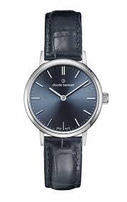 Купить женские швейцарские <b>часы Claude Bernard</b> Two Hands в ...