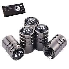 TK-KLZ 5Pcs Chrome Car Tire Valve Stem Caps for ... - Amazon.com