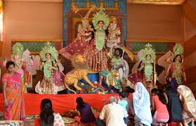 durga puja panthoibi festival celebrated in manipur news nelive durga puja
