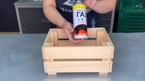 Как своими руками сделать <b>ящик для мелочей в</b> технике обжига ...