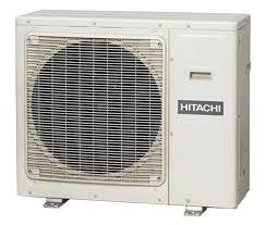 <b>Hitachi RAM</b>-<b>90QH5</b>, Инверторный <b>внешний блок</b> мульти-сплит ...