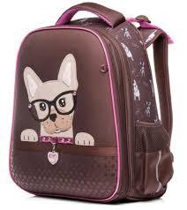 <b>Школьный ранец HATBER Ergonomic</b> My Pet