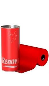 <b>Бумажные полотенца RENOVA</b> Luxury <b>Red</b> в тубе - купить c ...