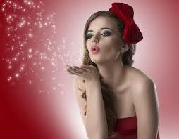 Resultado de imagen para maquillaje perfecto para navidad