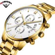 2019 <b>NIBOSI Luxury Brand</b> Watches - esteemshopping