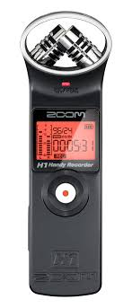 Zoom H1 <b>Handy</b> Recorder | Zoom