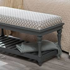 x contemporary bedroom benches: belham living jillian indoor bedroom bench delightfully styled and smartly
