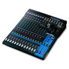 <b>Yamaha</b> MG16XU <b>Микшерный пульт аналоговый</b> с процессором ...