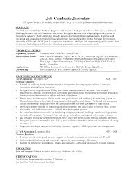 java developer resume sample job and resume template java web developer resume sample