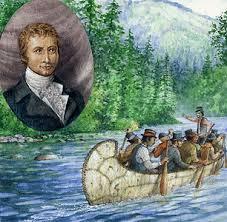 「Sir Alexander MacKenzie」の画像検索結果